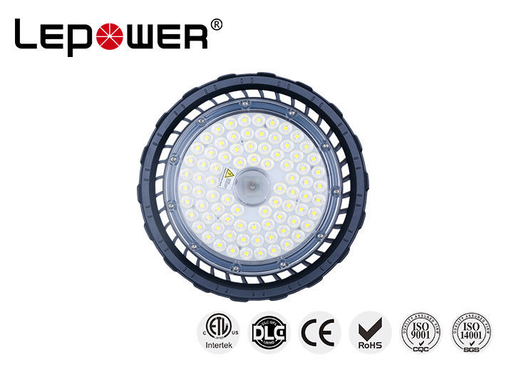 60° 5000K Ufo Led High Bay Light 120W Hanging Install Replacing 300W Halogen Lamp